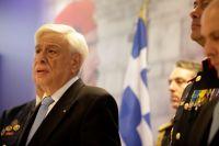 Unser Foto (© Eurokinissi) zeigt den griechischen Staatspräsidenten Prokopis Pavlopoulos.