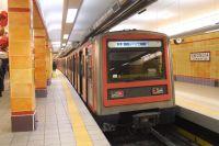 Moderne Metro für historische Stadt