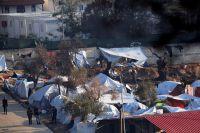 Zu Besuch im Hotspot Mória auf Lesbos