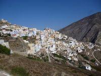 Ólymbos: Das Bilderbuch- Dorf im Norden der Insel Karpathos: Als sei die Zeit stehen geblieben ...