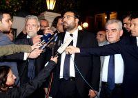 """Griechische Regierung droht mit """"Fußball-Grexit"""""""
