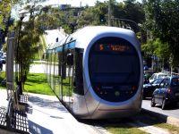 Straßenbahn für die Olympia-Stadt