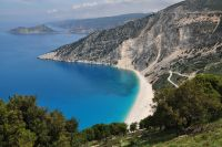 Ein Traumstrand - Der Myrtos Beach