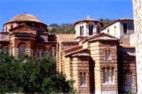Das Kloster Ossios Loukás – auf dem Wege nach Delphi