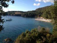 Hübsche Buchten am Ionischen Meer