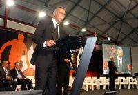 Sportministerium ehrt Basketball-Ikone Nikos Galis
