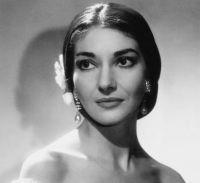 Maria Callas: die griechische Göttin