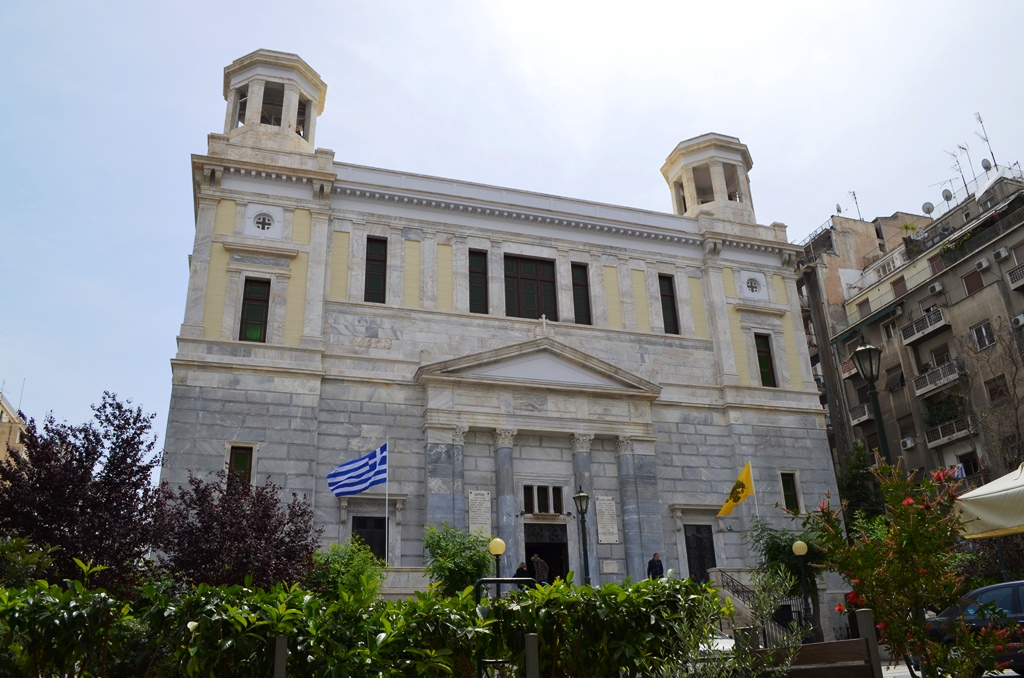 190521 Agiou Konstrantinou Kirche nach Renovierung SMALL