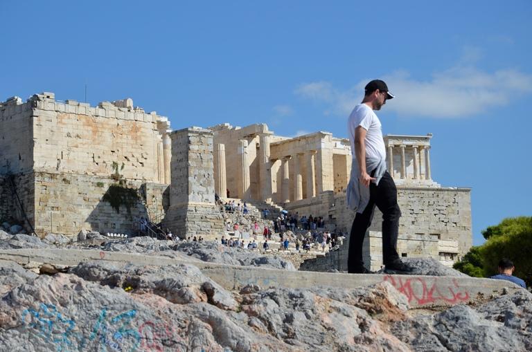 210305 Touristen Akropolis jh 2