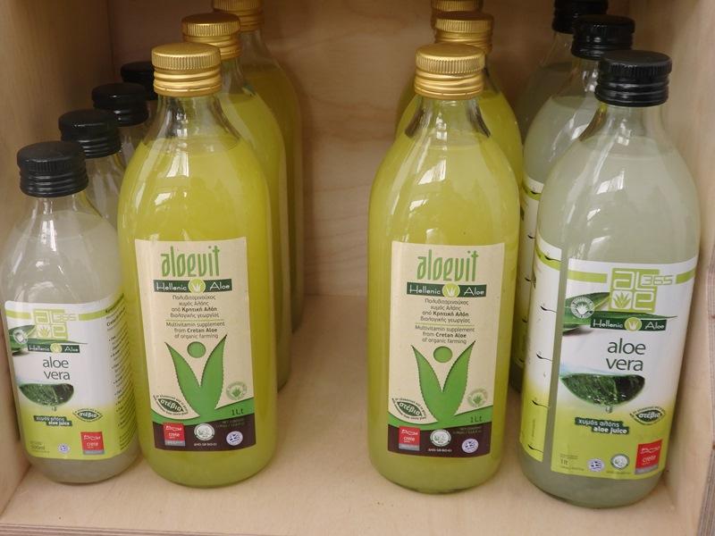 Aloe Vera Erfrischungsgetränke eine gute Alernativen zu sonstigen Softdrinks SMALL