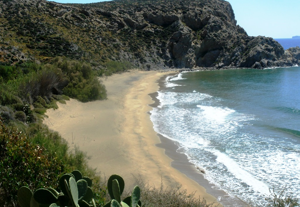 Clemens Glismann Klisidi Beach in Anafi small