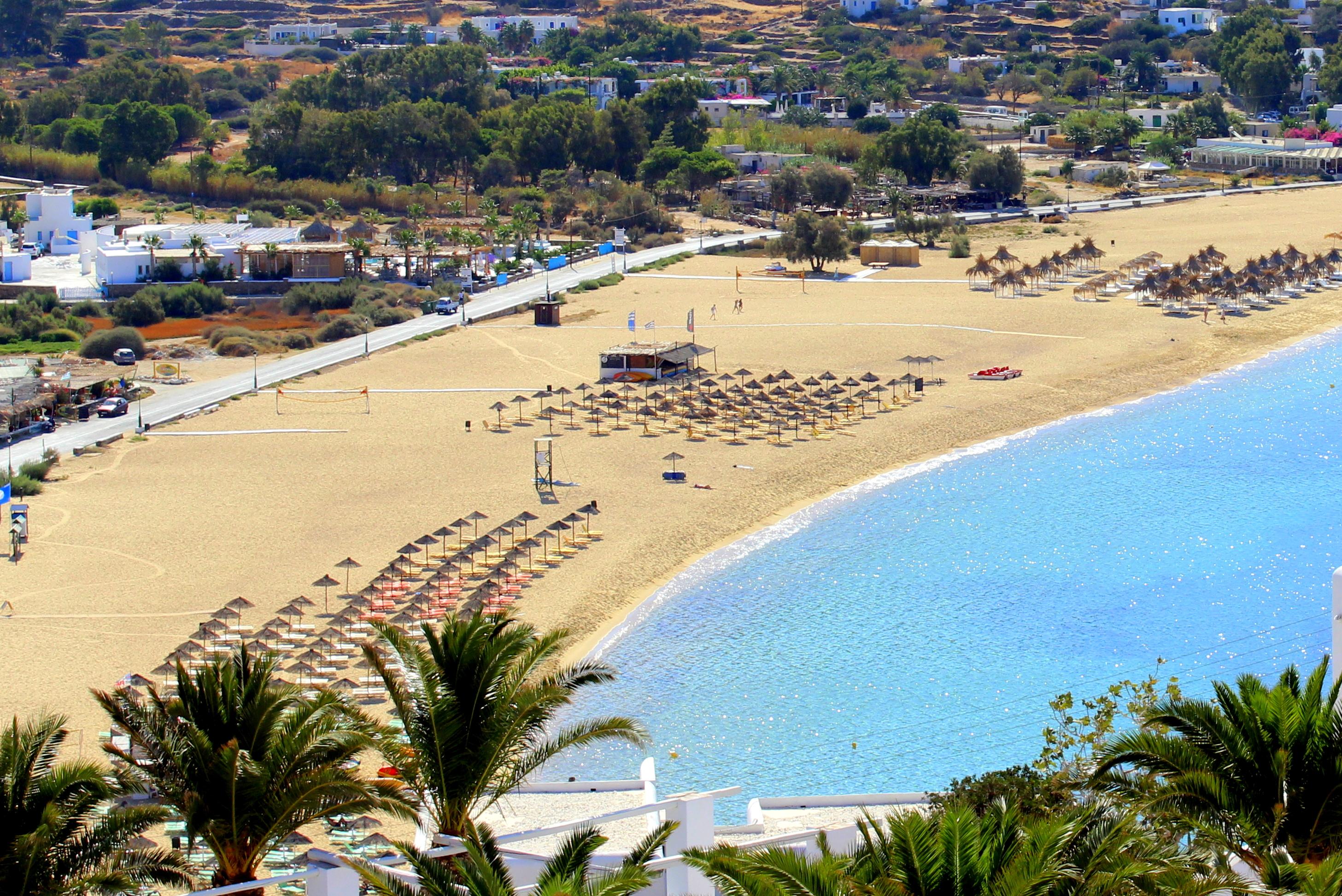Der Mylopotas Strand