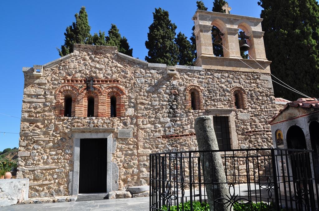 Die Kirche des alten Marienklosters bei Kera Fotos GZkb