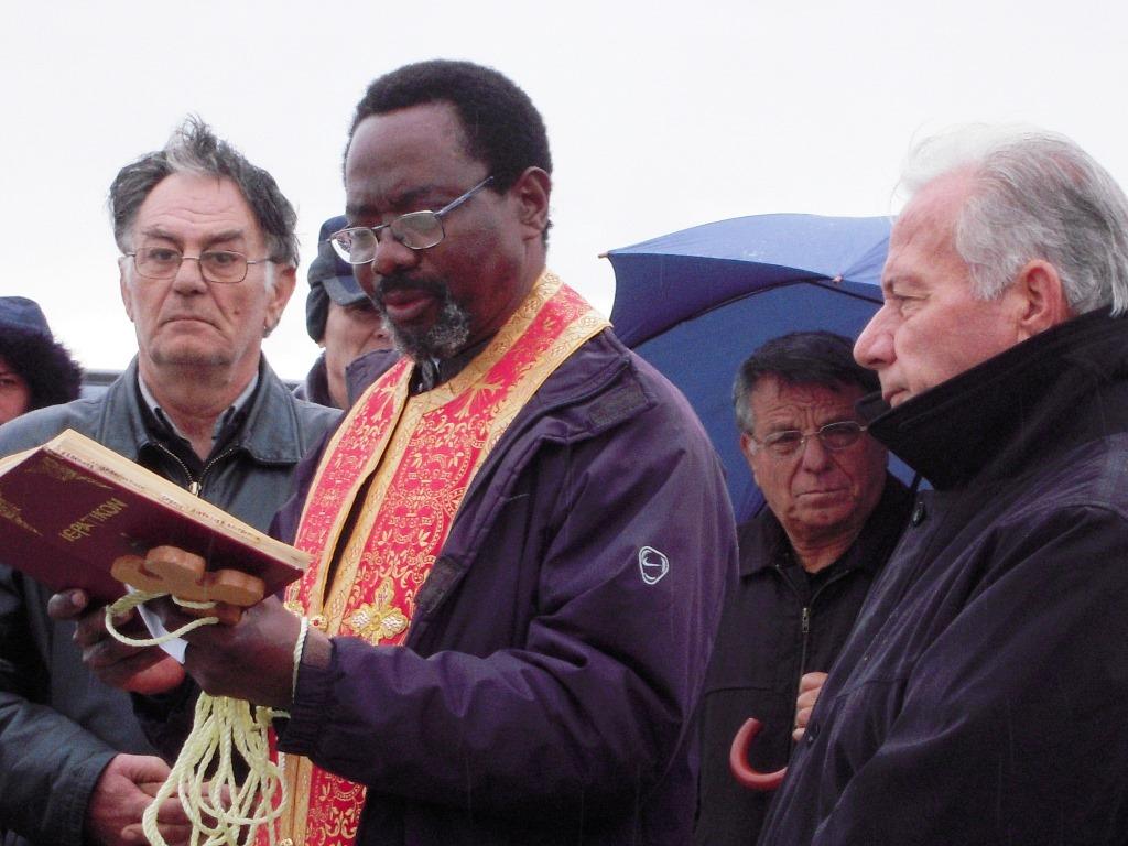 Dorfpriester aus Äthiopien small
