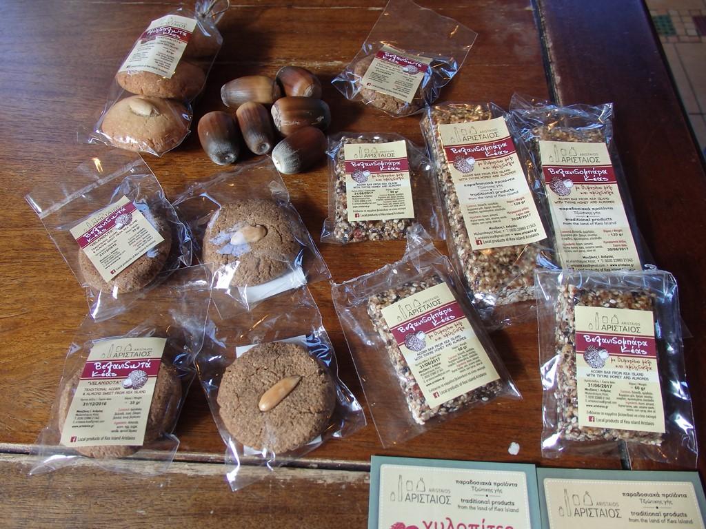 Eichelnprodukte aus dem Hause Aristaios small