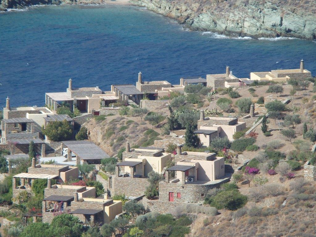 Ferienhaussiedlung auf Kea small