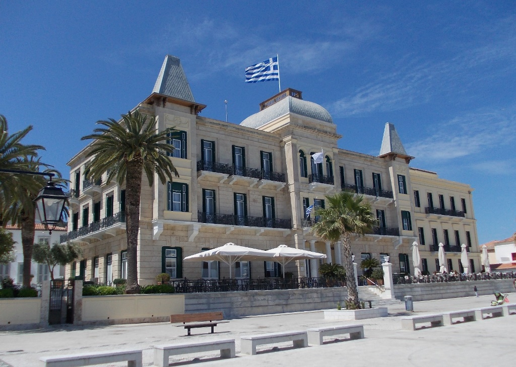 Hotel Posidonio small