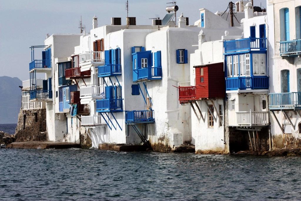 Nach Delos reist man am besten via Mykonos small
