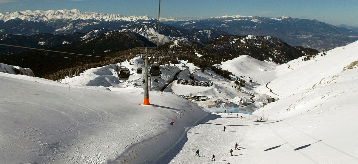 Top Skiresorts nähe Athen nr 1