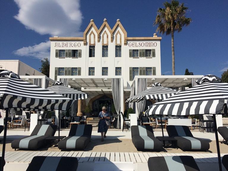 Altes wieder neu Das Hotel Gelsomino