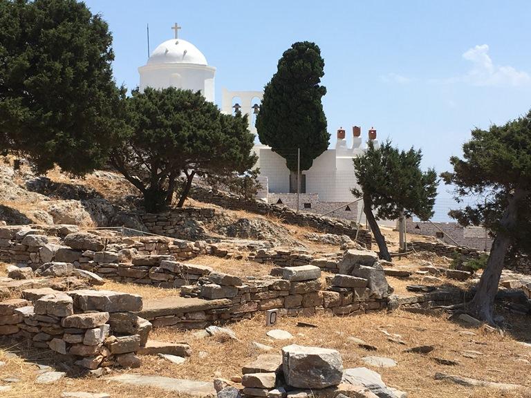Ausgrabungen Agios Andreas