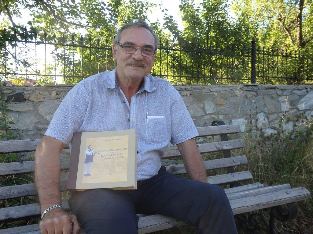 Bürgermeister Jiannis Tselias erzählt gerne von Giorgos Sorbas