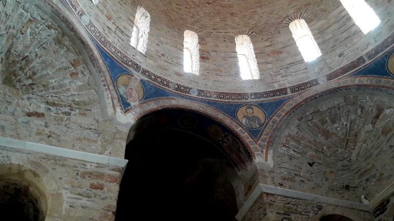 Die Agia Sophia in der Oberstadt von Monembasia ist restauriert wordenjpg