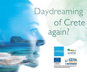 Banner: Daydreaming of Crete again?