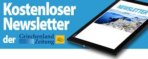 Kostenloser Newsletter (Banner)