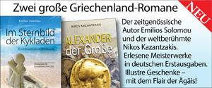 Sternbild-Alexander Bücher Banner
