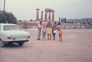 die 70er Kosta SChwesterMutter Mutter Kosta ich Alt-Korinth