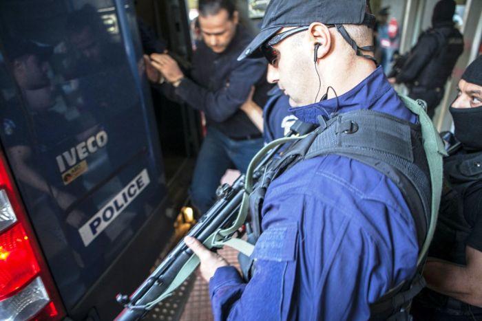 Athen und Washington im Clinch wegen Terroristen