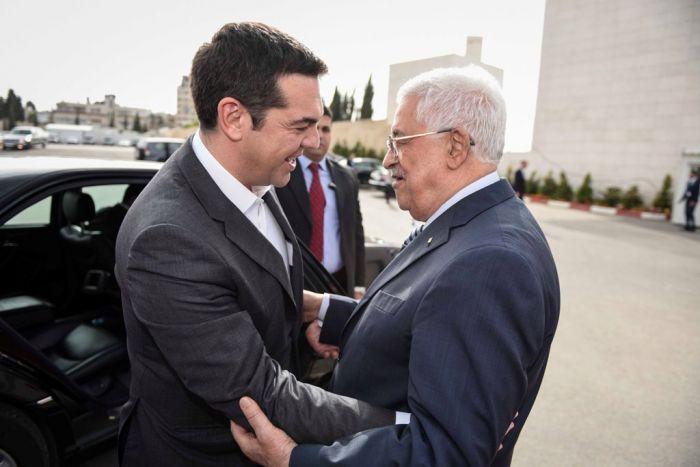 Athen für unabhängigen palästinensischen Staat