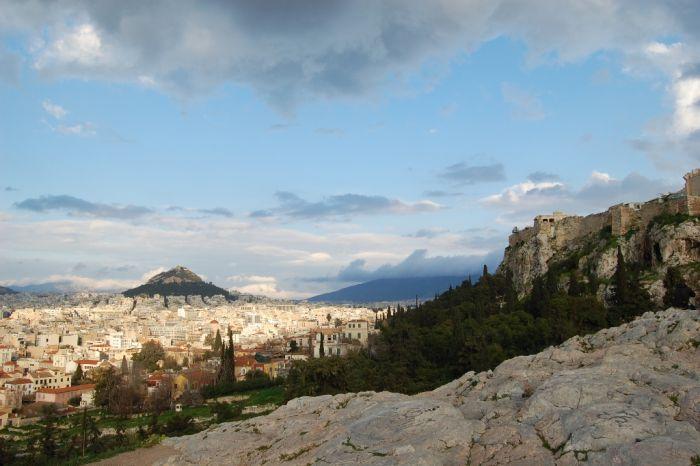 Das Wetter in Griechenland: Aprilwetter zum Monatsende