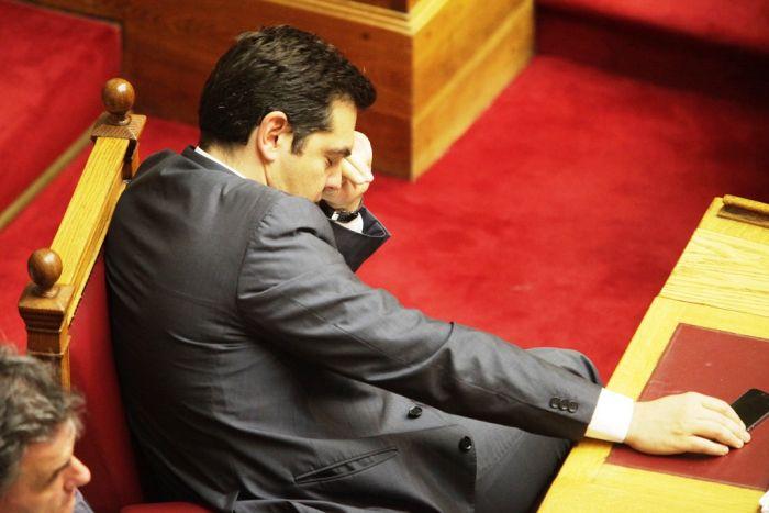 Der innerparteiliche Druck auf Tsipras wächst