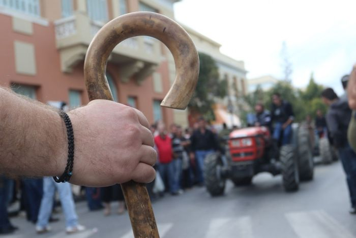 Griechenlands Bauern deklarieren geringe Einkommen