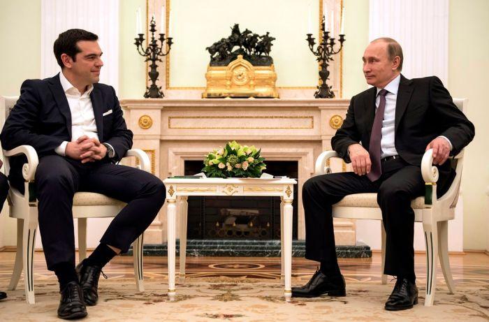 Griechenlands Premier wirbt in Moskau für Tourismus, Erdgas und Investitionen