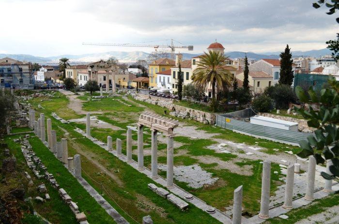 Das Wetter in Griechenland: Abwechslungsreicher Vorfrühlingstag