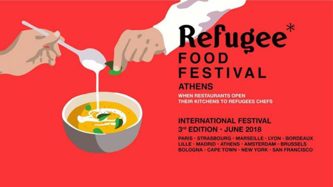 Foto © Refugee Food Festival
