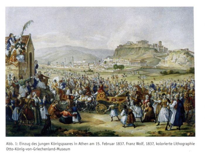 Ein Bayer als König der Griechen: Weißblaue Geschichte im Schatten der Akropolis