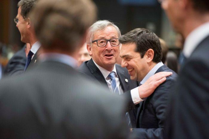 Aufwind für Verhandlungen Griechenlands mit den Geldgebern