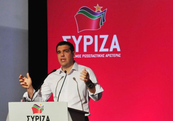 Griechenlands Premier nimmt Parteigenossen in die Pflicht