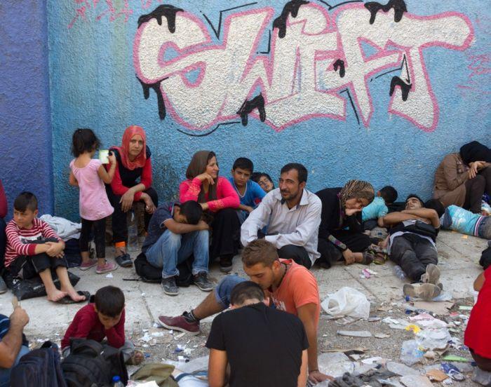 Griechenland: Zwischenfälle mit Migranten auf Lesbos und Kos