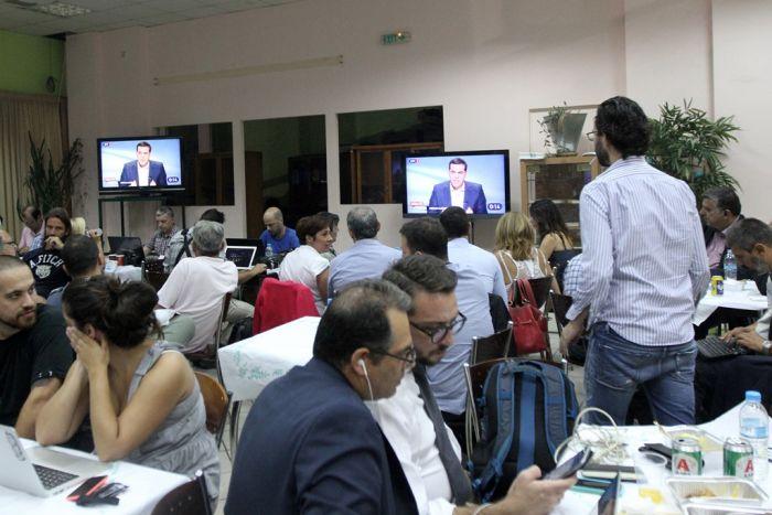 Griechenland in der Zielgeraden auf dem Weg an die Wahlurnen