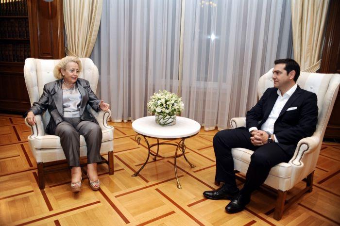 Tsipras übernimmt sein Amt: Wirtschaftskrise und Flüchtlingsfrage sind größte Herausforderungen