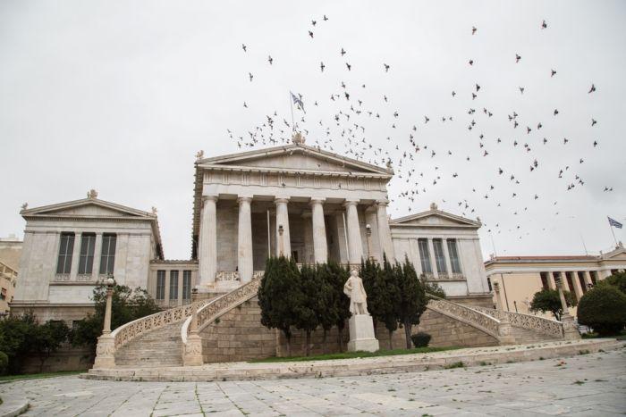 Das Wetter in Griechenland: Mix aus Wolken, Sonne, Regen und Gewitter