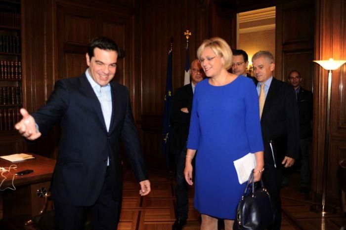 Große Aufgaben für Griechenlands Regierung in den kommenden Tagen