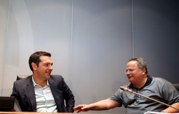 US-Präsident Obama gratuliert Griechenlands Ministerpräsidenten Tsipras