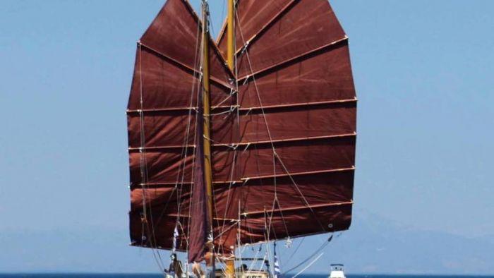 TV-Tipp: Athena – Ein Schiff und viel Handarbeit