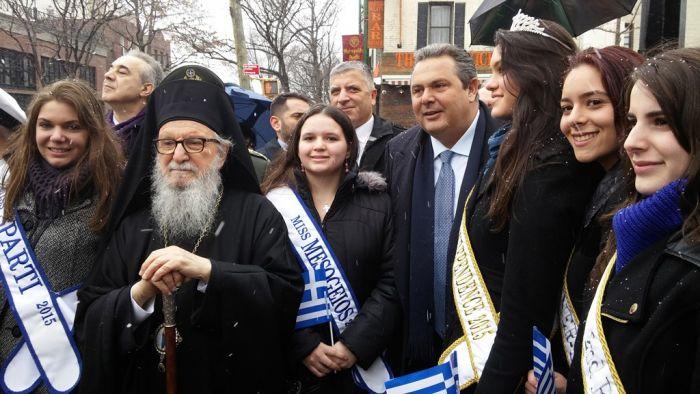 Minister Kammenos will mit USA Griechenlands Erdöl und Erdgas teilen